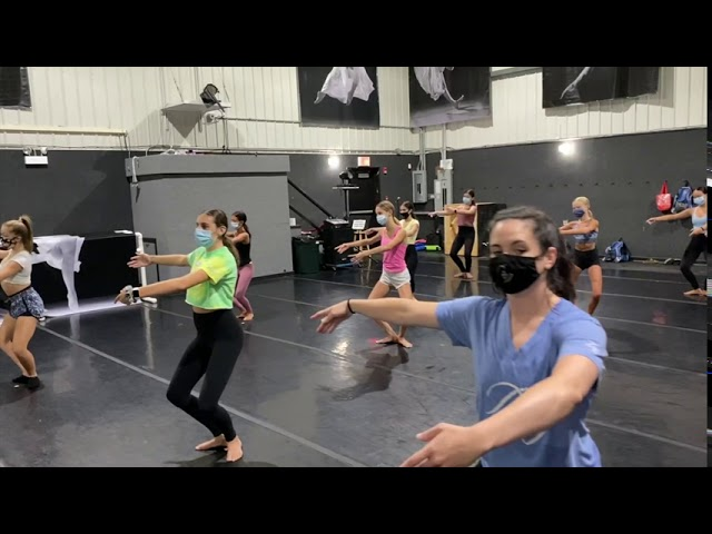 Beyond Words Dance Center Covid-19 Procedures