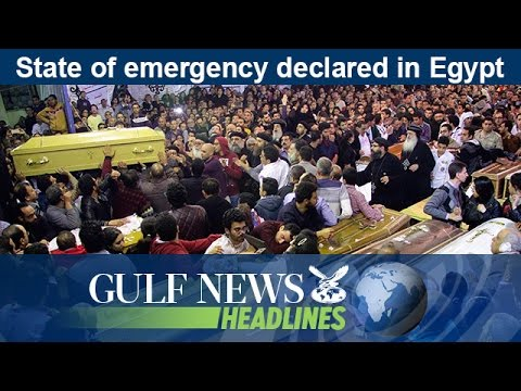 State of emergency declared in Egypt - GN Headlines