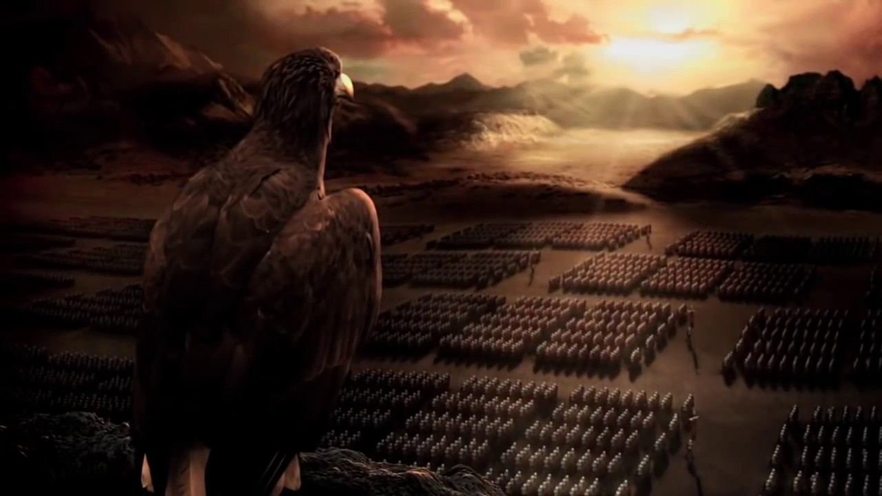 Army 3d Wallpaper Edge Of Empire The Eagle S Eye 3d Film Trailer Youtube
