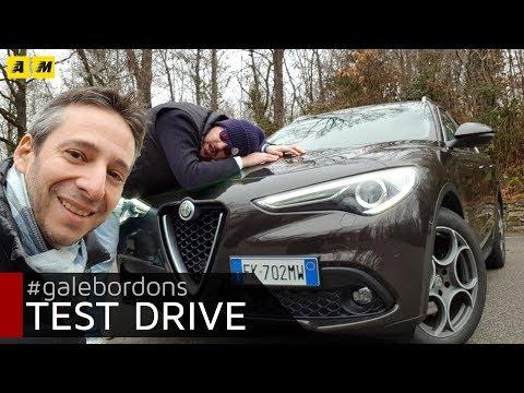 Alfa Romeo Stelvio | L'abbiamo provata anche noi!!!