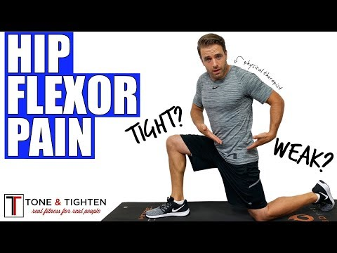 Ultimate Hip Flexor Guide Discomfort, Stretching, and Exercises