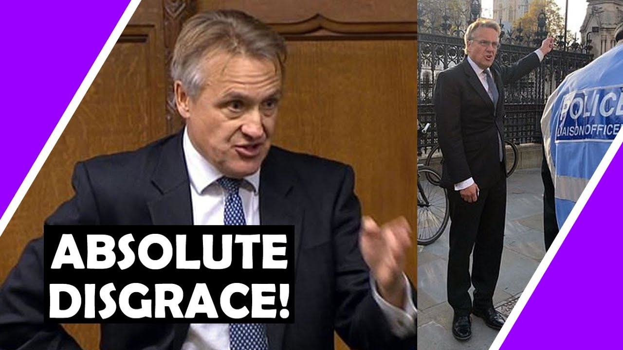 Politician CALLS UK POLICE An ABSOLUTE DISGRACE In House Of Commons #lockdown #london