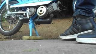 Démarrage Peugeot 102