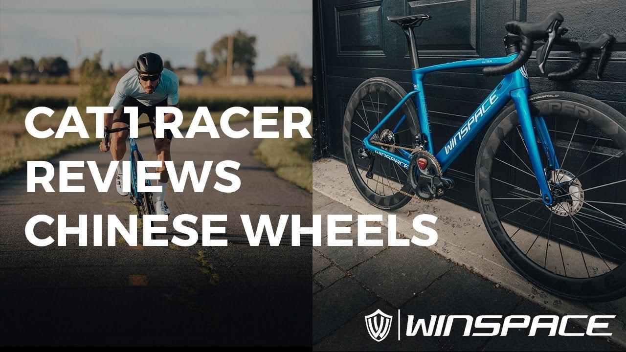 WINSPACE HYPER WHEELS REVIEW - Hambini & Peak Torque & China Cycling Follow-up!