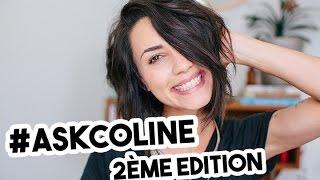 Paris? Débuter sur Youtube? Matériel et montage? #AskColine