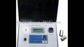insulating oil tester transformer oil analyzer