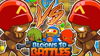 THE BEST RUSH STRATEGY CARD BATTLES! - BLOONS TOWER DEFENSE BATTLES (BTD BATTLES)(Today we play Bloons Tower Defense Battles and try out some epic strategies and challenges! Join my server: play.prisonmc.net Check out the website: ..., 2017-02-05T04:57:27.000Z)
