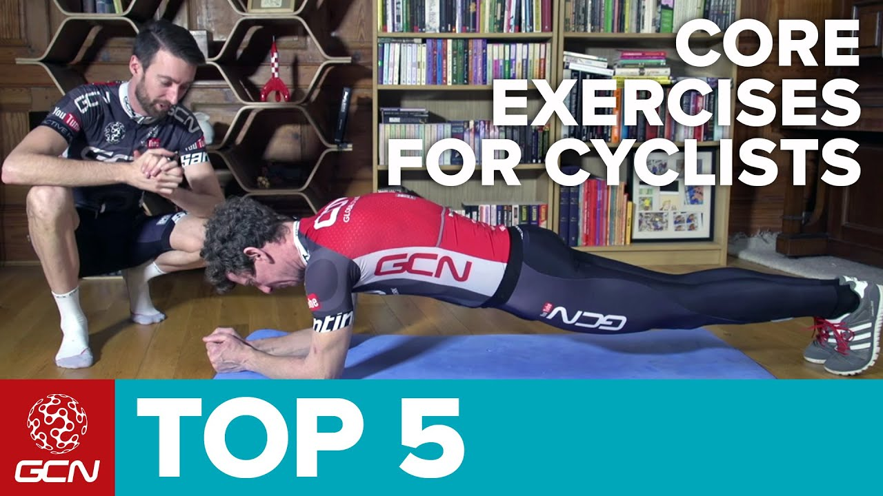 5 Core Exercises For Cyclists – Improve Your Strength On The Bike ...