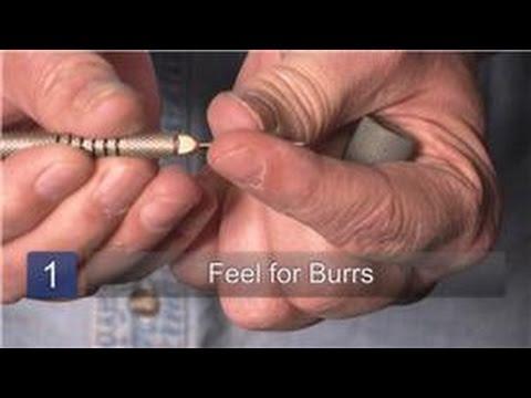 Dart Sharpener Round Stone Schleifstein für Dartpfeile Steel Dart NEU Designa