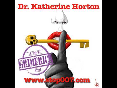 Grimerica Talks Intelligence Agencies with Particle Physicist Dr. Katherine Horton