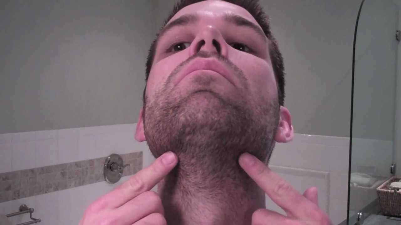 How To Trim A Beard And Goatee Youtube