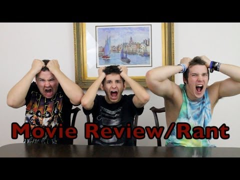 The Starving Games-Movie Review/Rant with Alex and Lucas