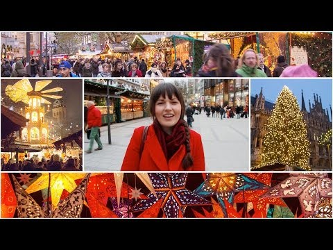 German Christmas Markets ★ Munich #Holidaze