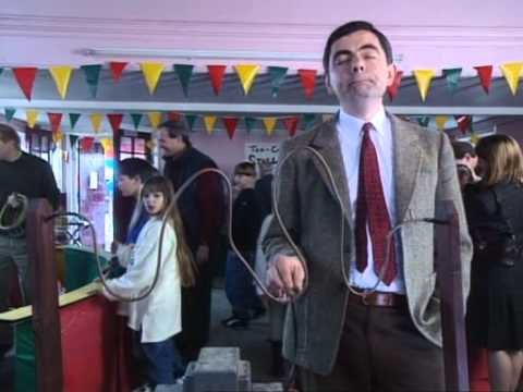 Barber Youtube : Mr.Bean in a barber shop - YouTube