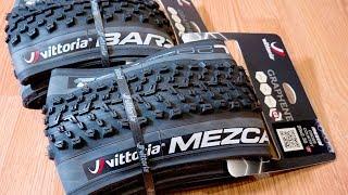 Vittoria Mezcal and Barzo Tires Quick Check - XC Tires