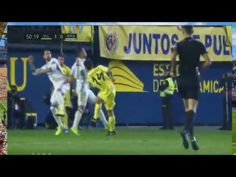 VILLARREAL vs REAL MADRID | 2-3 | GOALS | 26/02/17