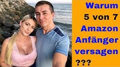 5 von 7 Amazon Anfänger scheitern an diesen Problemen!