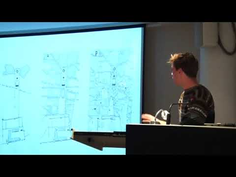 Lecture on Ahmedabad World heritage city by Matthijs van Oostrum on 8th January 2018