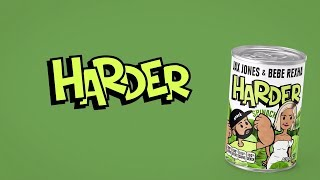 Jax Jones, Bebe Rexha - Harder (Lyric Video)