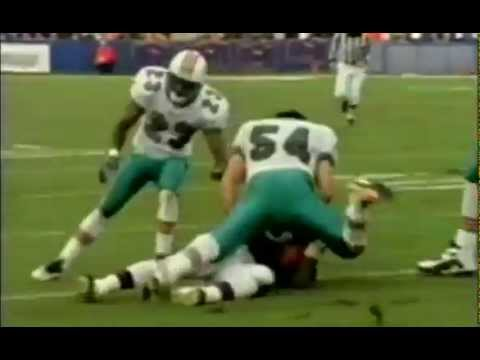 Zach Thomas - Career Highlight Reel (Short Version)