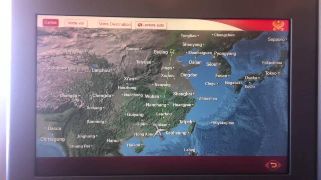 Hong Kong Airlines Business Class Trip Report (HKG-PEK