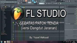 Download Mp3 Cinta Sebatas Patok Tenda - Versi Dangdut Karaoke