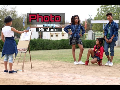 Photo Song Luka Chuppi: || Cute Love Story ||  || Ishu Divyansh || Mk Studio