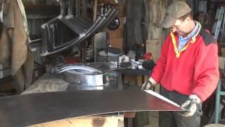 Mitchell Dillman   How To Make Sheet Metal Art