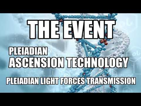 💙 )( * THE EVENT - PLEIADIAN ASCENSION TECHNOLOGY* )( 💙 PLEIADIAN LIGHT FORCES TRANSMISSION