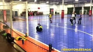 Brighton Lee Sagal 8 years old Futsal Highlights
