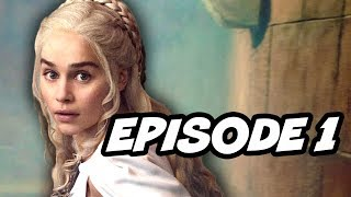 Game Of Thrones Season 5 Episode 1 - TOP 10 WTF