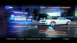 Blur   Truco para conseguir tiempo extra en puntos de control (Amboy)