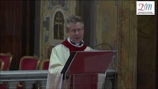 25 Novembre 2018 XXXIV Domenica Tempo Ordinario Anno B Cristo RE Santa Messa ore 1830 OMELIA