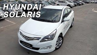 Hyundai Solaris New. Обзор нового Хёндэ Солярис