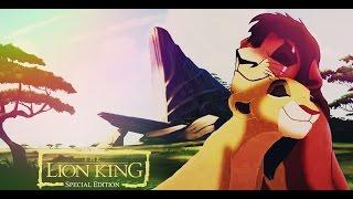 Смотреть видео мультик король лев 4