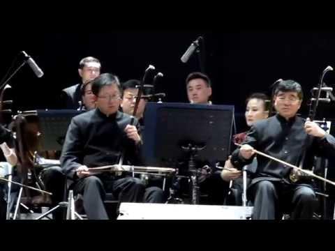 China Broadcasting Chinese Orchestra - Melodías de Primavera - Santiago de Chile 2015