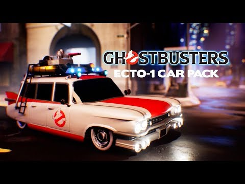 Rocket League: Ghostbusters Ecto-1 Car Pack - Official Trailer | E3 2019