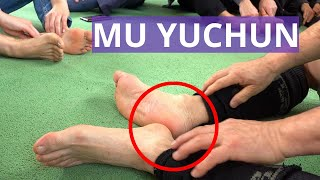 МОЧЕПОЛОВАЯ СИСТЕМА, почки - массаж точек на ногах. Му Юйчунь.