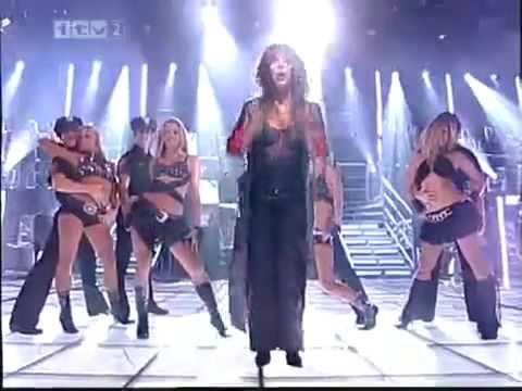 Donna Summer - Hot Stuff,Bad Girl - LIVE.