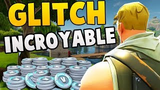 THE GLITCH THE MORE INCROYABLE OF FORTNITE! [EXCLU #567]