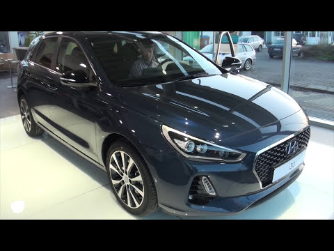 Hyundai i30 Prasentation vom Autohaus am Damm