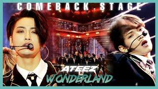 ATEEZ WONDERLAND 에이티즈 WONDERLAND Show Music core 20191012