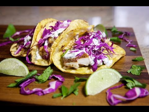 Make How To Make Fish Tacos Pictures