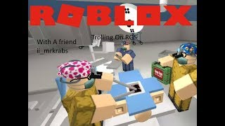 Trolling on RGS (ROBLOX)