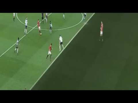 Манчестер Юнайтед 1:0 Тоттенхэм | Гол Мхитаряна