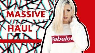 MASSIVE HAUL • Buy a Boo, Forever21, Romwe κ.α.   Venetia Kamara