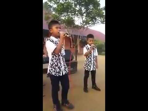 3 Anak Smp Batak Dengan Suara Emas  Dang Mungkini Dipopulerkan Arghana Trio