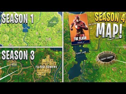 - season 2 fortnite map