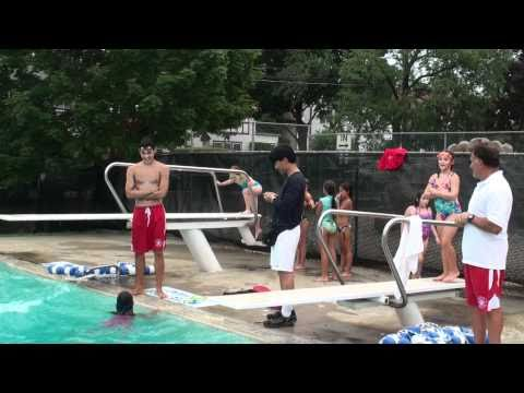 Lawrence Woodmere Academy Summer Camp, Coral at the Pool