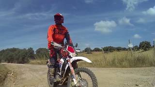 dirt bike holidays - motorcycle trail riding holidays in Spain